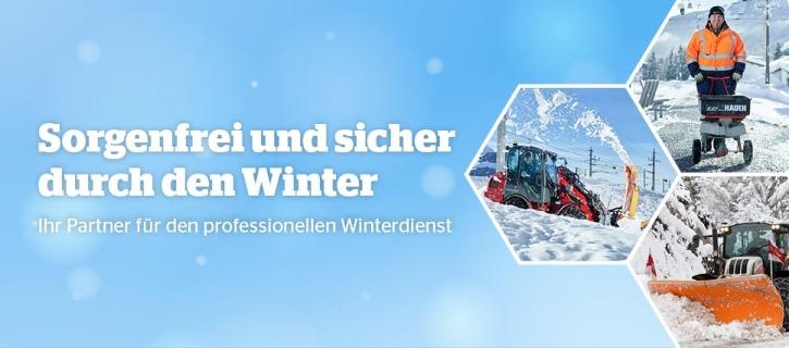 Winterdienst Maschinenring