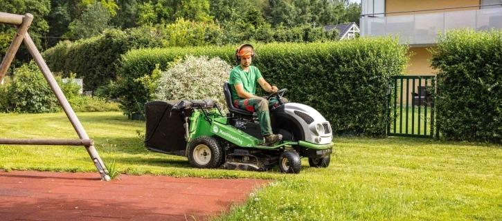 Grünraumpflege Maschinenring
