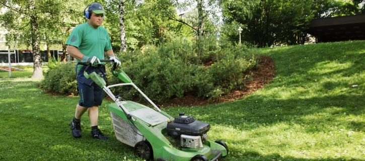 Grünraumpflege