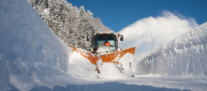 Winterdienst Vorarlberg