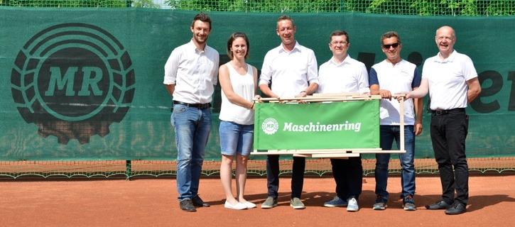 Tennisplatz Gaweinstal eröffnet