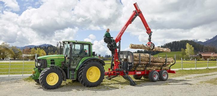 Das Maschinenring Cluster Projekt in Salzburg fördert die überbetriebliche Anschaffung und Nutzung von Maschinen im Berggebiet.