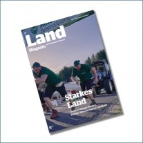 Titelseite Land Magazin 2018