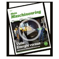 Das Magazin für Maschinenring-Mitarbeiter