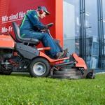 Grünraumpflege vom Maschinenring