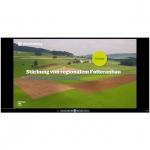 Screenshot Maschinenring Cluster Video Regionaler Futteranbau
