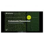 Screenshot Maschinenring Cluster Video Professioneller Pflanzenschutz