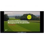 "Screenshot Video zum Maschinenring Cluster Projekt ""Gemeinschaftsmaschinen-Management für Bergbetriebe"""