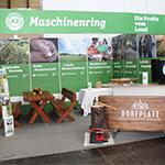 Der Maschinenring auf der Kommunalmesse 2016