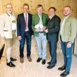 Ing. Johann Haas geht in den Ruhestand