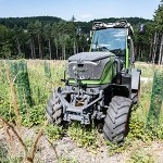 Maschinenring Forsttraktor