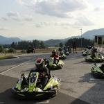 GoKart-Rennen