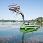 Maschinenring Grasmähboot