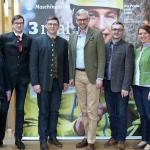 Besuch von Landesrat Dr. Michael Strugl beim Maschinenring Vöcklabruck