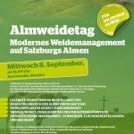 Almweidetag - Modernes Weidemanagement auf Salzburgs Almen