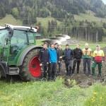 Landwirtschaftliche Fachschule Bruck mit BIO voll im Trend