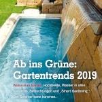 Ab ins Grüne: Gartentrends 2019