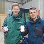 Elektronischer Lieferschein für Service-Einsätze