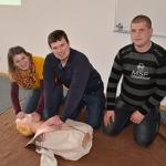 Erste Hilfe Auffrischungskurs für Ersthelfer