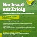 Einladung zum Grünlandabend in Berndorf 5. August ab 18 Uhr