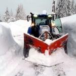 Rußbach braucht starken Winterdienst