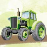 Landwirtschaft am Weg
