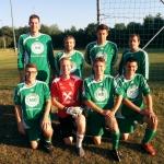 Maschinenring Fußballteam