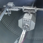 Silo-RoBofox®: Professionelle Siloreinigung vom Maschinenring