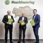 Meilensteine 50 Jahre Maschinenring Steiermark