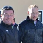 Kalus Wolfsegger und Michael Königsdorfer