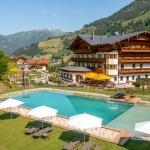 Schwimmteich für Hotel Lammwirt in Großarl