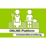 Plattform-Arbeitskräftevermittlung