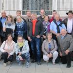 Die Lungauer Reisegruppe anlässlich des MR-Ausflugs nach Ungarn.
