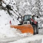 Schneeräumung 2019 vom MR-Dienstleister Mario Webhofer