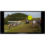 Maschinenring Cluster Video Grünland-Projekt