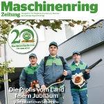 Maschinenring Landeszeitung - Cover_Ausgabe Mai 2016