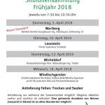 Silofoliensammlung 2018