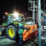 Winterdienst Maschinenring Winterbereitschaft