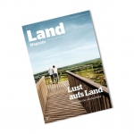 Titelseite des Land Magazins 2017