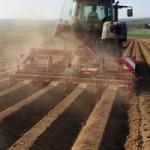 Erosionsschutz im Kartoffelbau