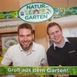 Gruß aus dem Garten - Foto Natur im Garten