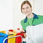 Stellenausschreibung Reinigungskraft (w/m)