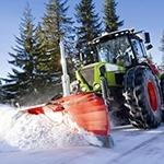 Winterdienst Maschinenring - Zuverdienst für Landwirte