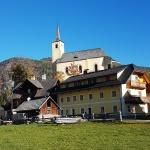 Kirche St. Wolfgang in Mauterndorf