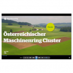 Screenshot Maschinenring Cluster Video