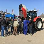 Neuer Traktor bei der Traktorgemeinschaft Steyr-Nord