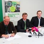 Maschinenring-RTK Pressegespräch