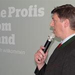 Obmann Gerhard Rieß Landesversammlung