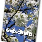Gutschein Obstbaum